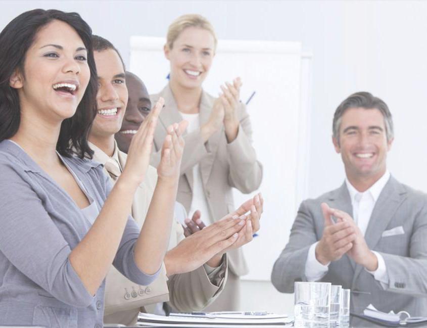 Corporate Identity Erfolg