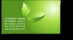 corporate identity visit_green