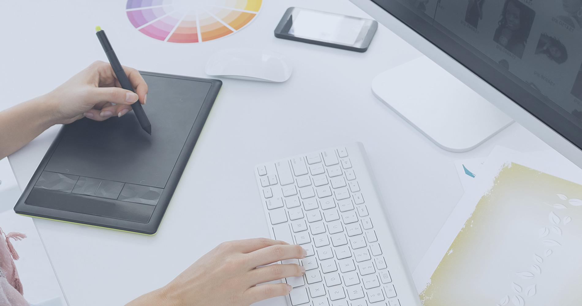 Corporate-Identity Crossmedia Services
